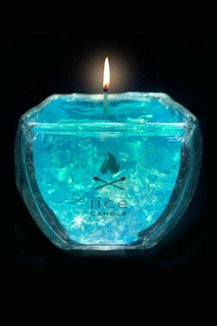 28 oz. blue diamond iice candle