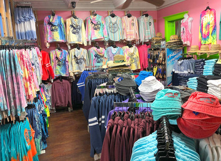 Beach Wear Gift Shop On Siesta Key