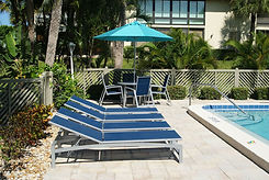 Contract Furnishings Commercial Aluminum Outdoor Furniture