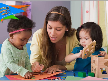 Become a Child Care Provider-Earn extra income while working in your own home!