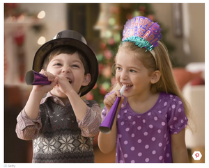 21 Ways To Celebrate New Years Eve With Kids