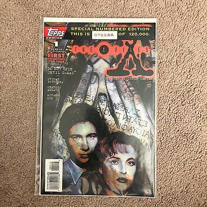 X-Files Comic #1