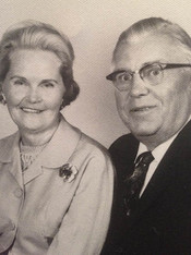 Harry & Carrie Grabham-Founded in 1954.