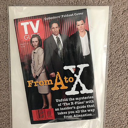 X-Files TV Guide • 1997