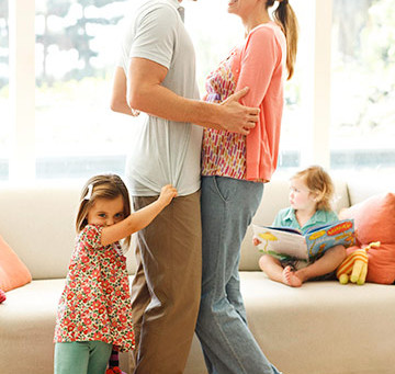 What Kids Learn from Your Marriage