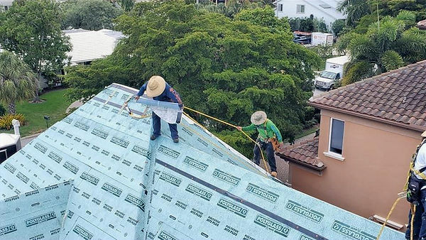 Longboat Key Roofing, Sarasota's High En