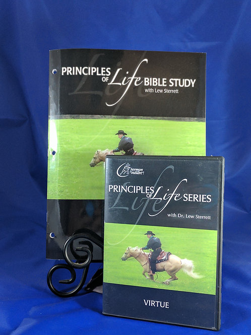 Principles of Life Series #2 Virtue with Workbook