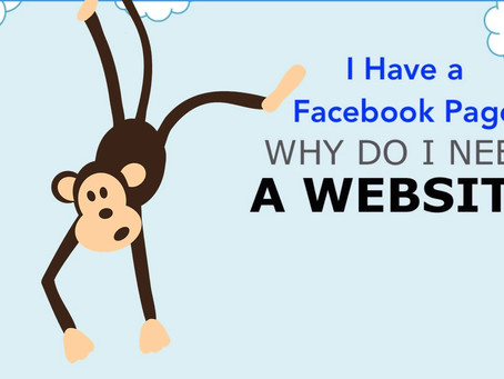 5 Top Reasons Why Facebook Should Not Replace a Website!