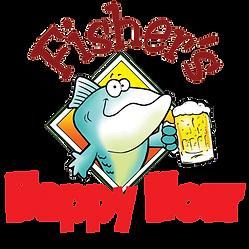 Fihers Cafe an Pub Happy Hour Mon-Fri 3-6pm