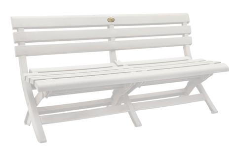 Westport Bench White