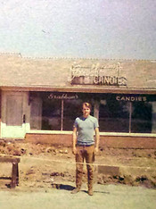 Young-Jim-Pierce-in-front-of-newly-built