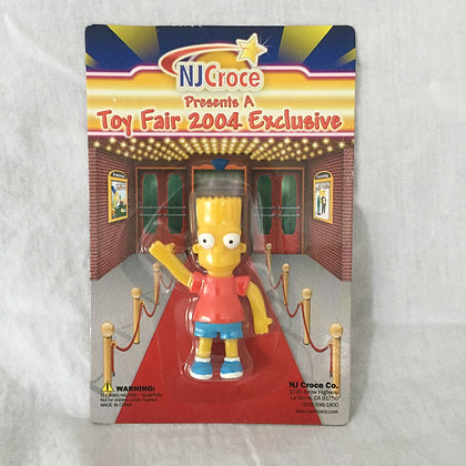 Bart 2004 Toy Fair Exclusive MOC