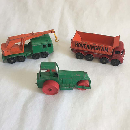 Lesney Trucks, collectibles, toys, batman, pee wee herman, star wars, star trek, super heroes, weird toys