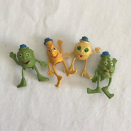 Simpsons, Vintage, vintage toys, tv character toys, pee wee herman, star wars, star trek, super heroes, weird toys