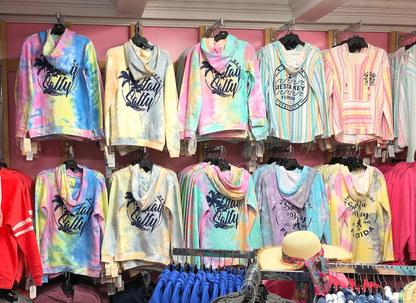 Sweatshirts On Siesta Key