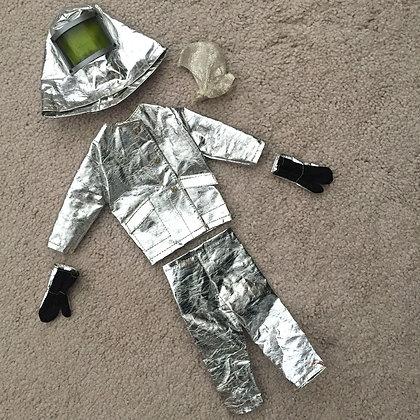 G.I. Joe Fireproof Suit