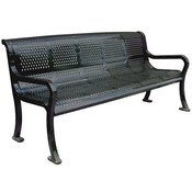 RF72 Perforated Roll Bench