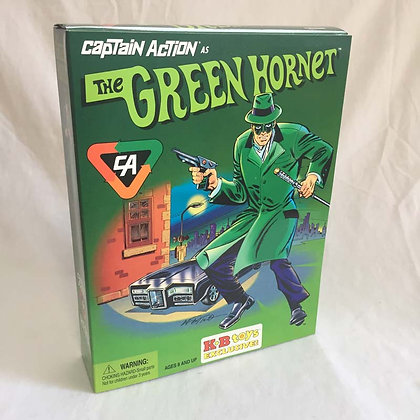 Green Hornet, Captain Action, Batman, Collectible Toys, Pee Wee Herman, Super heroes, Superman