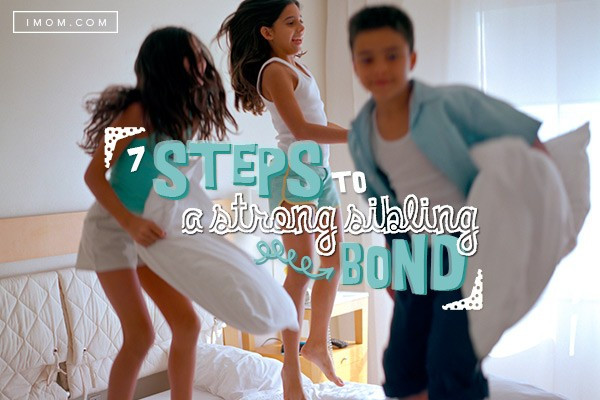 7 Steps to a Strong Sibling Bond