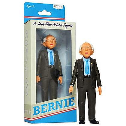 "Bernie Sanders 6"" Political Action Figure FCTRY - New In Box"