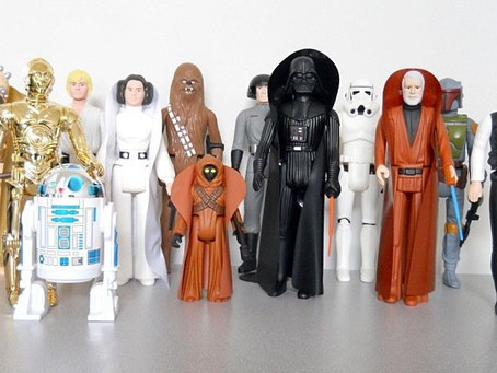 Toy Collecting?  Hey, there are worst things we can be doing, right?