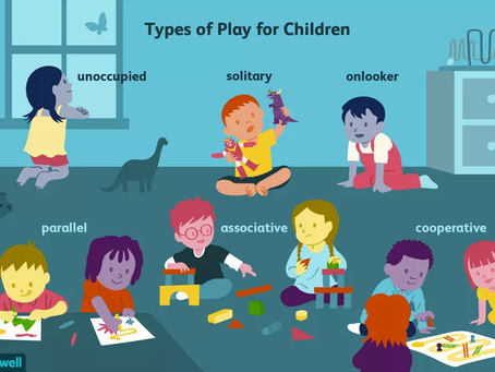 11 Important Types of Play As Your Child Grows