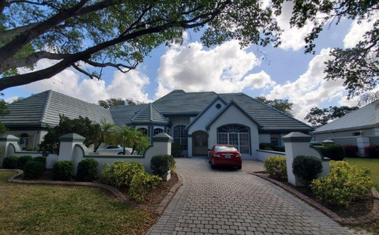 Longboat Key Roofing Sherbrooke Court- AFTER