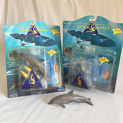 Seaquest, darwin, star wars, star trek, pee wee herman, super heroes, simpsons