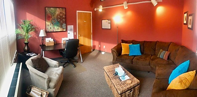 Hoffstetter Counseling Therapy Room
