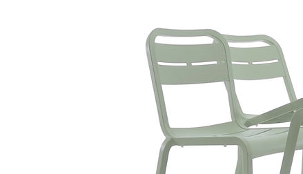 CFI -Cannes Resin Chair Collection by Grosfillex