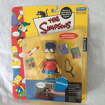Bartman Series 5  MOC