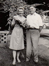 Harry and Carrie Grabham