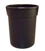 32 Gallon Receptacle Liner -Black Polyethelene Plastic R32L