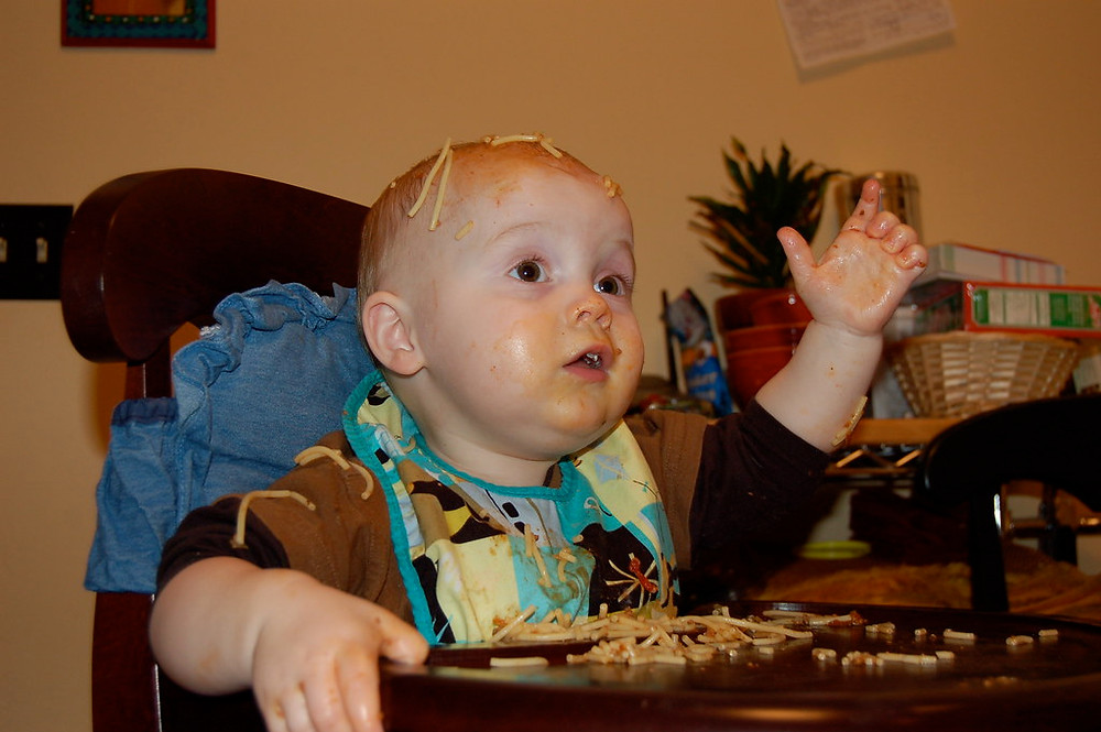 When Can Babies Have Noodles?