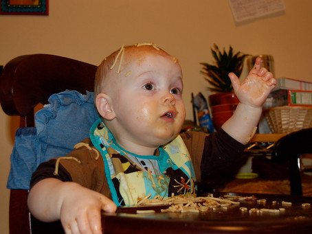 When Can Babies Have Noodles? Experts Say It's Earlier Than You Think