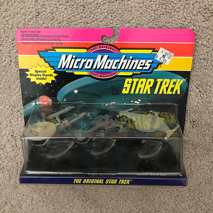 Galoob Star Trek Micro Machines - 1993