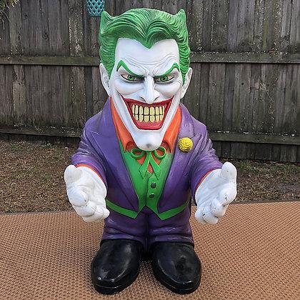 """Batman - DC Comics Joker Statue Candy Bowl Holder Free Standing 20"""""""