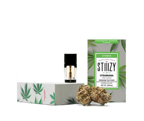 STIIIZY - StrawNana | website
