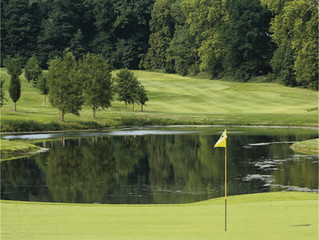Brussels, the 'capital' of the European Union is also a fabulous golfing destination for neighbourin