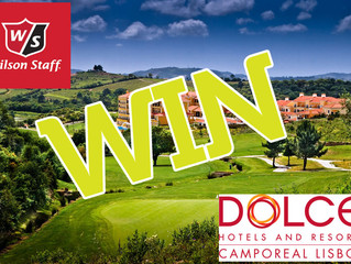 Win some GREAT golf prizes!