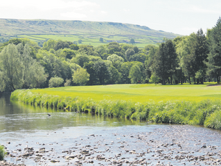 Winding along the banks of the river Wharfe, Ilkley enchants from the start