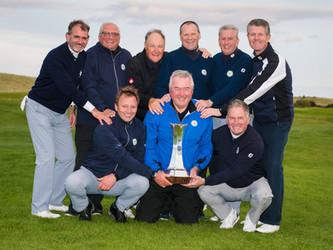 Yorkshire Seniors take title