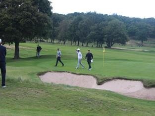 Golf gets re-start date