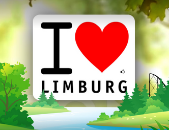"""For tourism deputy minister Eric Geurts Always-Online created a viral concept """"I LOVE LIMBURG"""""""