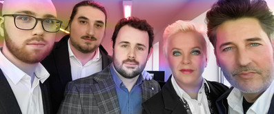 Artificial Intelligence AI Songcontest. With our team of Computd. For dutch broadcaster NPO / VPRO