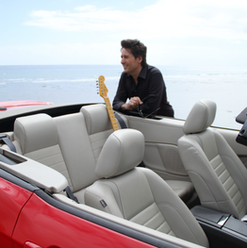 Guitars and cars