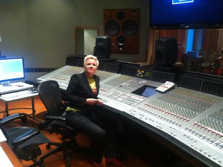 Starstruck studio in Nashville