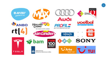 Logo's of our clients