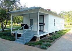 Tupelo, het geboortehuis van Elvis Presley