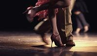 Jambes danse